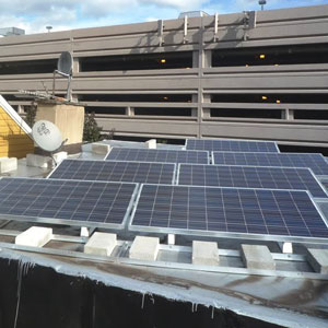 commercial solar energy in New York